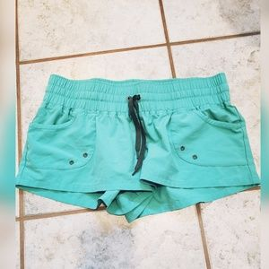 PATAGONIA women's running shorts size M